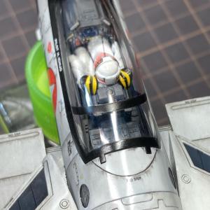 1/48 Hasegawa VF-1 VALKYRIE Vol.44