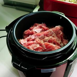 電気圧力鍋を買ったら料理の時短になった