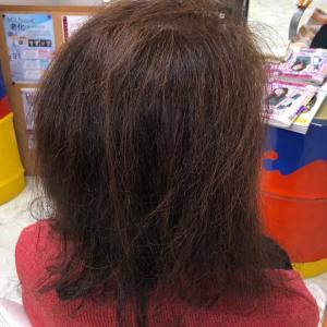 20年ぶりの縮毛矯正&Michelle★hnna