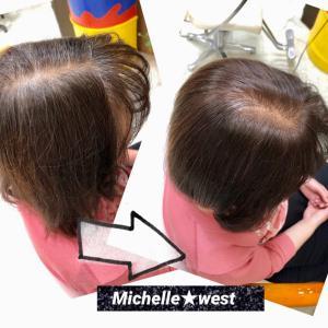 3ヵ月ぶりのイチゴカラー&髪質改善トリートメント