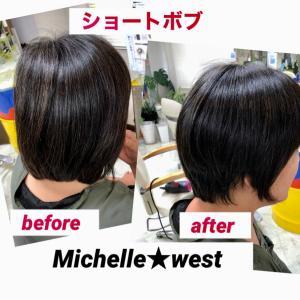 Michelle★hnna&ショートボブ