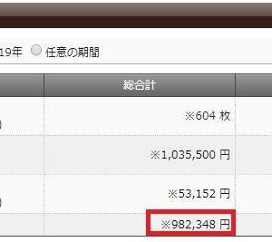 自動売買だけで+100万円突破!