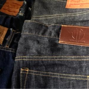 Japan Blue Jeans 16.5oz モンスターセルヴィッチ。