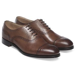 今月買った2足。英国靴と「例」のヤツ。