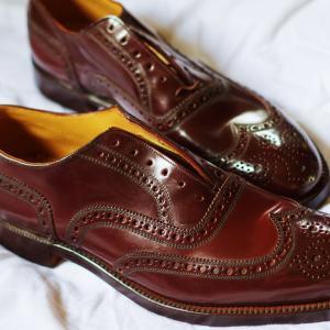 GW特別企画。手持ち旧靴革質ベスト3。PART2。