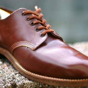 アメリカ大衆靴の魅力。