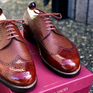初VASS。東欧は靴好きの終着点か?