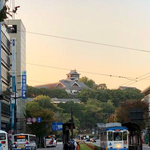 LOOK UP KUMAMOTO。1年ぶりの熊本。