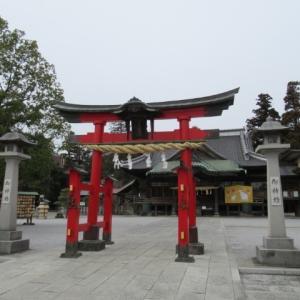 神社と川越
