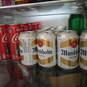 【週末家族】冷蔵庫と2歳娘。