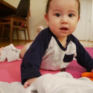 【海外で子育て】息子、6ヶ月だ。