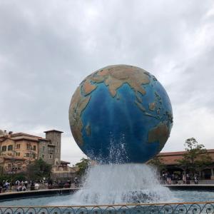 来ましたよ!みんな笑顔な夢の国 Disney Sea