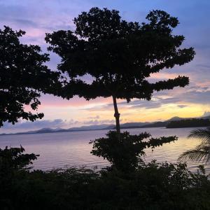 サンセットカクテルからそのままディナー@Naka  Island  Resort