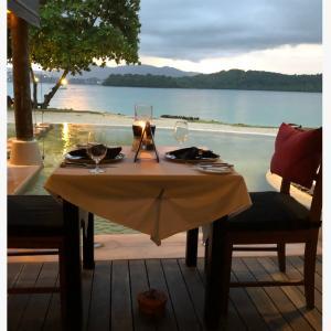 新鮮な素材をシンプルに My Grill @ Naka Island Resort