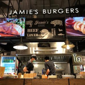 困った 英語が通じないJamie's Burgerでランチ