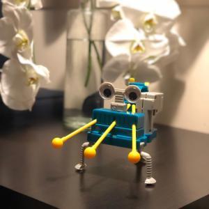 お家でサイエンスプロジェクト ドラマーロボットに挑戦!
