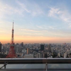 ルーフテラスのヨガでスタートする健康的な1日@東京エディション