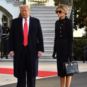 祝 Inauguration 私のファッションゴール続編 Melania Trump