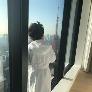 子供用アメニティー@Tokyo Edition Toranomon