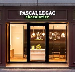 またPascal Le Gacでご褒美