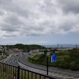 大阪府内「道の駅みさき」ツーリング