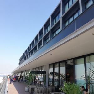 横浜新スポット「横浜ハンマーヘッド」食とホテルと海の玄関口