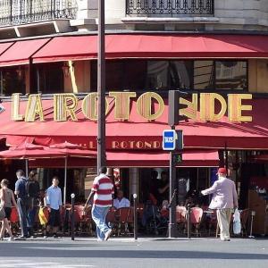 パリの老舗ブラッスリー「ラ・ロトンド」で火災、物的被害甚大