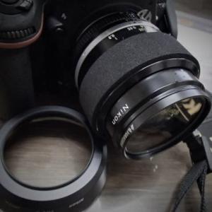 『外出自粛』で レンズ沼~ その3、Ai Nikkor 35mm f/1.4S