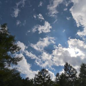 お盆休みで『高原キャンプ』その2 天の川撮影に挑戦!