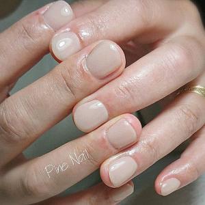 ネイルの楽しみ方はそれぞれだけど地爪の保護補強になっている事は確実