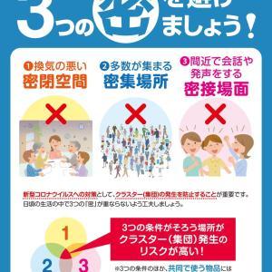 【新型コロナウイルス 感染症への対応について】東京出張マッサージ.net本部(ハピネス株式会社)