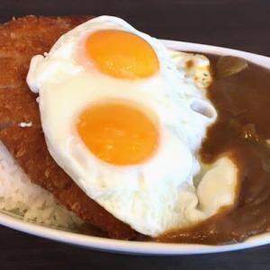 いとう食堂の目玉カツカレー、札幌国際スキー場山頂カフェのバニラソフト美味し