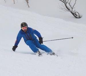 春の国際スキー場~ランチはいとう食堂のカツ入カレーラーメン
