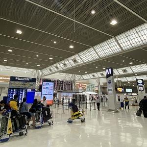 マカオ航空はマカオ直行なので香港デモの影響無し~2019年9月記(2)