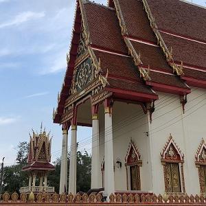 Wat Pattana Thammaramで残念な参拝~2019年1月記(7)