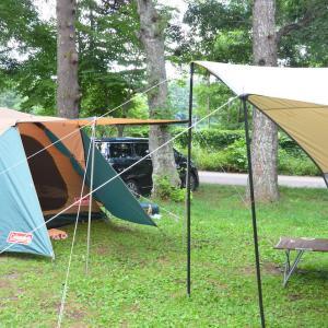 気温が高く湿度も高い時期は、標高の高い場所でのキャンプがおすすめです