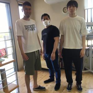 自分は日本人の平均身長です