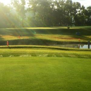 ゴルファーに「もっと光を」