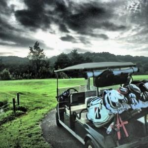 残暑ゴルフという冒険へ!