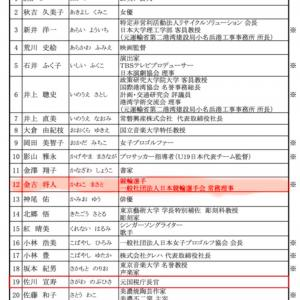佐川元理財局長 と 金子将人日本競輪選手会常務理事 との接点