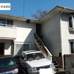 外壁塗装、バルコニー防水工事、屋根塗装