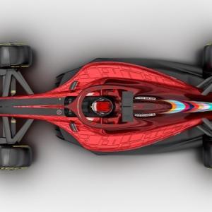 2021 F1 デザイン