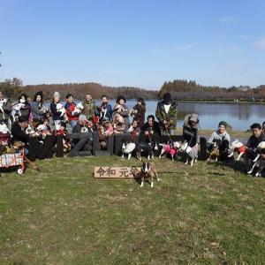日曜日は水元公園ゆるゆるミーティング行ったよ!