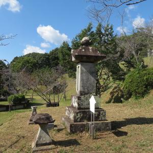悲劇の殿様 土佐麻布支藩藩主山内豊福の墓