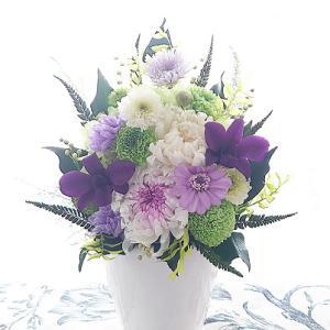 お悔みのお花をお届けしました☆