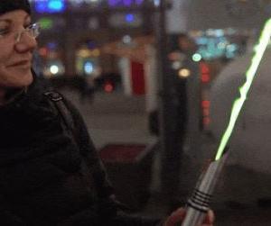 ライトセーバー :#ライトセーバー #starwars #starglow #クラウドファンディング
