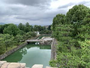 京都日帰り出張 二条城