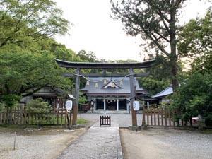 サークル活動 ウォーキング部 忌部神社