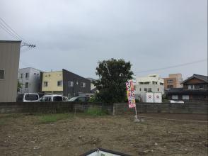 沖浜町分譲宅地3区画 本日 現地売り出し開始