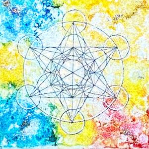 《神聖幾何学☆メタトロンキューブ》